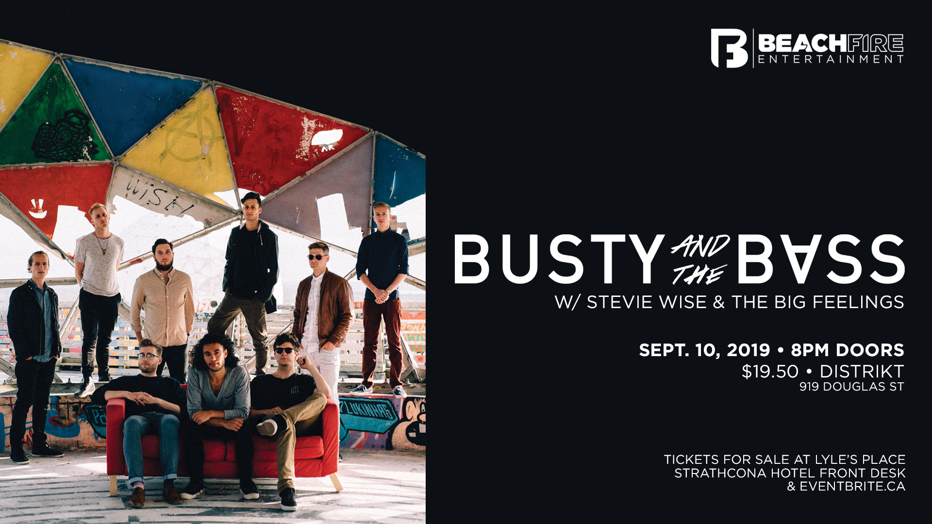 Busty And The Bass September 10, 2019 | Distrikt
