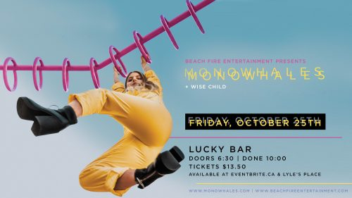 Monowhales October 25, 2019 | Lucky Bar