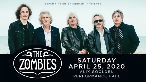 The Zombies April 25, 2020 | Alix Goolden Hall